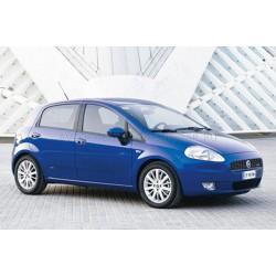 Авточехлы BM для Fiat Grande Punto в Симферополе