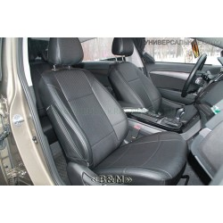 Авточехлы BM для Ford Fiesta (с 2008) в Симферополе
