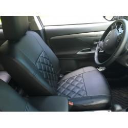 Авточехлы BM для Mitsubishi Outlander 3 ( с 2012 ) в Симферополе