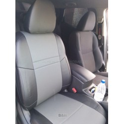 Авточехлы BM для Nissan Qashqai 2 (с 2014) в Симферополе