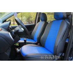 Авточехлы BM для Peugeot 206 (Хетчбэк) в Симферополе