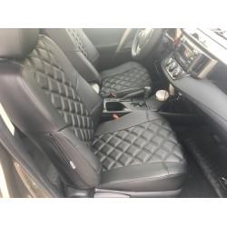 Авточехлы BM для Toyota RAV4 |4 поколение| (с 2013) в Симферополе