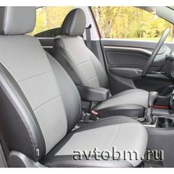 Авточехлы BM в Симферополе на Lada Vesta