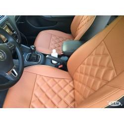 Авточехлы BM для Volkswagen Jetta 6 (с 2010) в Симферополе