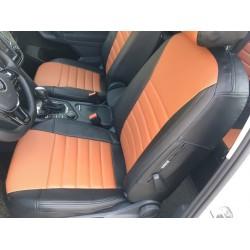 Авточехлы BM для Volkswagen Tiguan II (2017+) в Симферополе