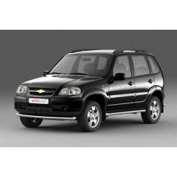 Авточехлы BM для Chevrolet Niva в Симферополе