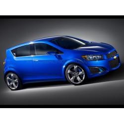 Авточехлы Автопилот для Chevrolet Spark в Симферополе