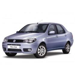Авточехлы Автопилот для Fiat Albea в Симферополе