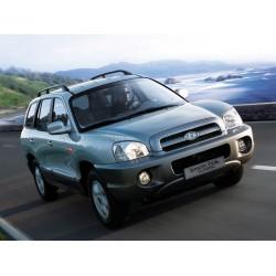 Авточехлы BM для Hyundai Santa Fe classic (Тагаз) в Симферополе