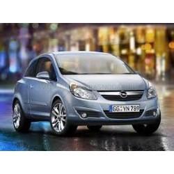 Авточехлы BM для Opel Corsa D в Симферополе