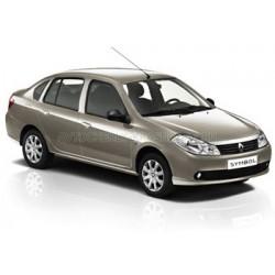 Авточехлы для Renault Clio - Symbol (седан) в Симферополе