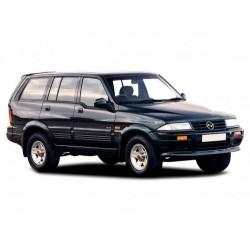 Авточехлы Автопилот для SsangYong Musso в Симферополе