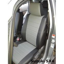 Авточехлы Автопилот для Suzuki SX4 1 в Симферополе
