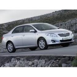 Авточехлы Автопилот для Toyota Corolla в Симферополе