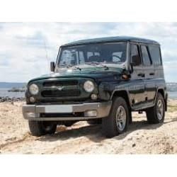 Авточехлы Автопилот для УАЗ Хантер в Симферополе