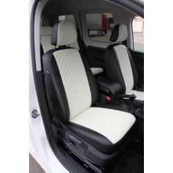 Авточехлы Автопилот для Volkswagen Caddy IV (2015+) в Симферополе