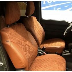 Авточехлы Автопилот для Suzuki Jimny IV (2018+) в Симферополе