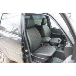 Авточехлы Автопилот для Chevrolet Niva с 16г. / LADA Niva Travel с 20г. в Cимферополе